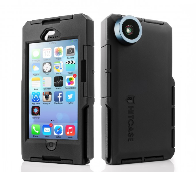 HC HERO 2 681x600 Hitcase   Waterproof Case for the iPhone   Product Feature